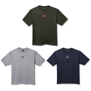 【Back Channel】OUTDOOR LOGO WOOL T