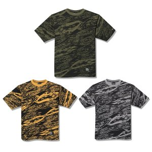【Back Channel】GHOSTLION CAMO FULL PRINT T