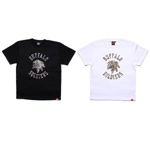 【MURAL】COMICS BS T-SHIRT / LAST BLACK M