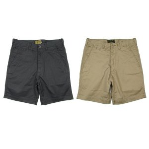 【68&BROTHERS】PREP ARMY SHORTS ST CHINO