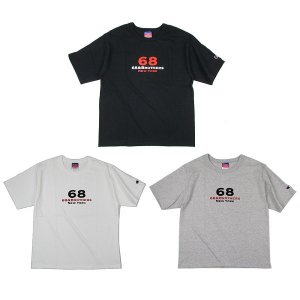 "【68&BROTHERS】7oz HERITAGE ""1st LOGO"" / LAST OX GRAY S"
