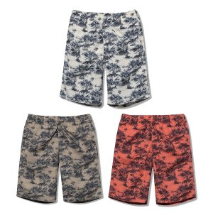 【Back Channel】SWAMP EASY SHORTS / LAST O.D. M