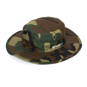 【APPLEBUM】CAMO SAFARI HAT<img class='new_mark_img2' src='//img.shop-pro.jp/img/new/icons5.gif' style='border:none;display:inline;margin:0px;padding:0px;width:auto;' />