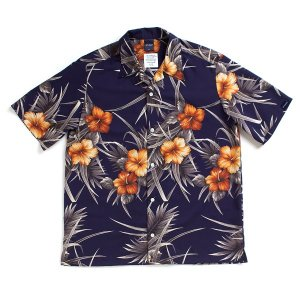 【APPLEBUM】FLOWER ALOHA S/S SHIRT / LAST XL