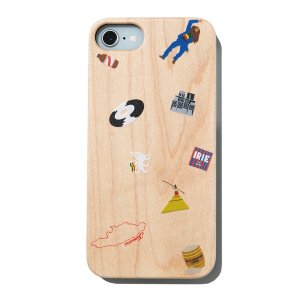 【IRIE by irielife】JAMAICAN ICON WOOD iPhone CASE