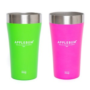 【APPLEBUM】THERMO MUG NEON TUMBLER<img class='new_mark_img2' src='//img.shop-pro.jp/img/new/icons5.gif' style='border:none;display:inline;margin:0px;padding:0px;width:auto;' />