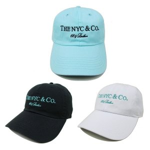 "【68&BROTHERS】TWILL 6 PANEL ""THE NYC & Co."""