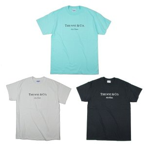 "【68&BROTHERS】PRINT TEE ""THE NYC & Co."""
