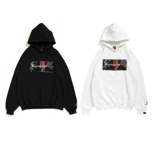 "【APPLEBUM】""Chicago"" SWEAT PARKA"