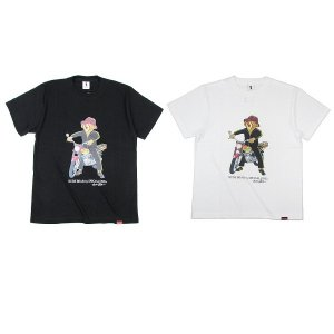 "【SPECIAL1】RUDE BEAR ""Rockers"" T-SHIRTS<img class='new_mark_img2' src='//img.shop-pro.jp/img/new/icons5.gif' style='border:none;display:inline;margin:0px;padding:0px;width:auto;' />"