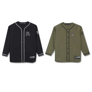 【Back Channel】COOLMAX BASEBALL L/S SHIRT