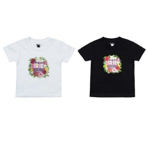 【IRIE by irielife】IRIE TROPICAL LOGO KIDS TEE