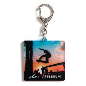 "【APPLEBUM】""SUNSET SKATEPARK"" KEYHOLDER<img class='new_mark_img2' src='//img.shop-pro.jp/img/new/icons5.gif' style='border:none;display:inline;margin:0px;padding:0px;width:auto;' />"