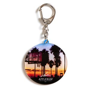 "【APPLEBUM】""SUNSET PLAYGROUND"" KEYHOLDER<img class='new_mark_img2' src='//img.shop-pro.jp/img/new/icons5.gif' style='border:none;display:inline;margin:0px;padding:0px;width:auto;' />"