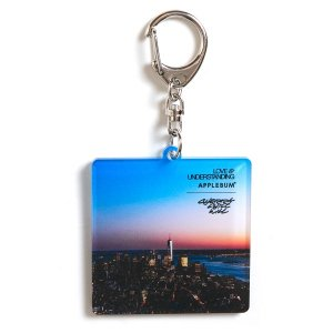 "【APPLEBUM】""MANHATTAN"" KEYHOLDER<img class='new_mark_img2' src='//img.shop-pro.jp/img/new/icons5.gif' style='border:none;display:inline;margin:0px;padding:0px;width:auto;' />"