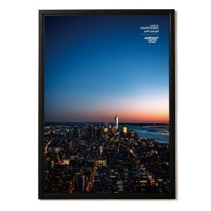 "【APPLEBUM】""MANHATTAN"" A1 POSTER"
