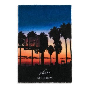 "【APPLEBUM】""SUNSET PLAYGROUND"" FLOOR MAT"