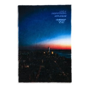"【APPLEBUM】""MANHATTAN"" FLOOR MAT"