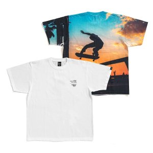 "【APPLEBUM】""SUNSET SKATEPARK"" T-SHIRT<img class='new_mark_img2' src='//img.shop-pro.jp/img/new/icons5.gif' style='border:none;display:inline;margin:0px;padding:0px;width:auto;' />"