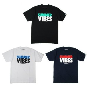 【visualreports】SUMMER VIBES TEE