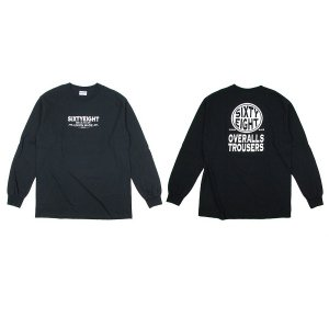 "【68&BROTHERS】L/S TEE ""UNION MADE"""