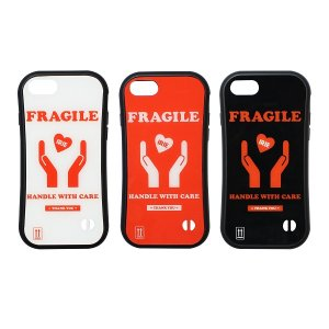 【IRIE by irielife】IRIE FRAGILE iPhone CASE
