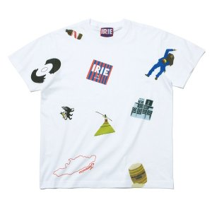 【IRIE by irielife】JAMAICAN ICON TEE / LAST M