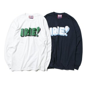 【IRIE by irielife】IRIE! L/S TEE<img class='new_mark_img2' src='//img.shop-pro.jp/img/new/icons5.gif' style='border:none;display:inline;margin:0px;padding:0px;width:auto;' />