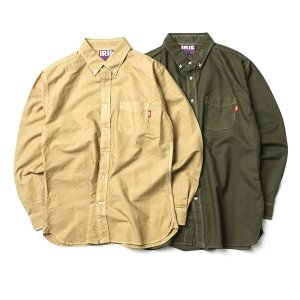 【IRIE by irielife】IRIE MILITARY B.D SHIRT