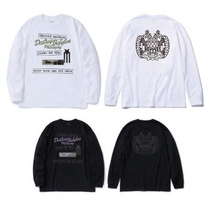 "【DUPPIES】L/S TEE SHIRTS ""PHILOSOPHY""<img class='new_mark_img2' src='//img.shop-pro.jp/img/new/icons5.gif' style='border:none;display:inline;margin:0px;padding:0px;width:auto;' />"