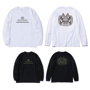 "【DUPPIES】L/S TEE SHIRTS ""STANDARD""<img class='new_mark_img2' src='//img.shop-pro.jp/img/new/icons5.gif' style='border:none;display:inline;margin:0px;padding:0px;width:auto;' />"