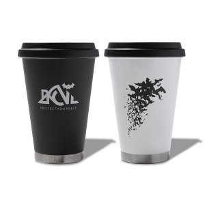 【Back Channel】Back Channel×thermo mug MOBILE TUMBLER MINI