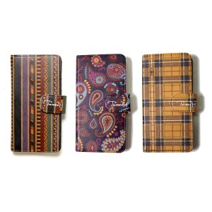 【Tome2H】PATTERN iPhone CASE / iPhone 6/7/8/X/Xs