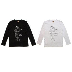 【Tome2H】WOMEN LS T-SHIRT