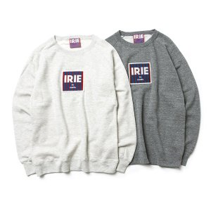 【IRIE by irielife】IRIE SAGARA LOGO GIRL CREW -IRIE for GIRL-
