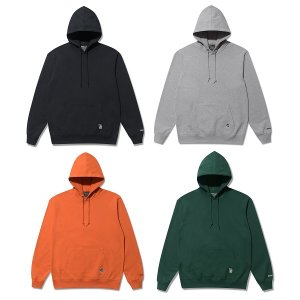 【Back Channel】ONE POINT PULLOVER PARKA