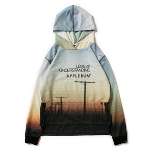 "【APPLEBUM】""SUNRISE"" ELITE PERFORMANCE PARKA"