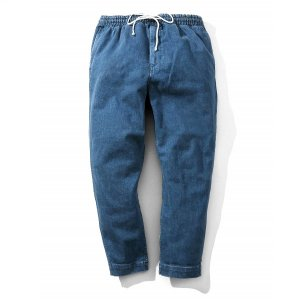 "【FLATLUX】IDEAL EAZY PANT ""DENIM"""