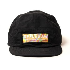 【APPLEBUM】BOXLOGO PRISM  CAMP CAP<img class='new_mark_img2' src='//img.shop-pro.jp/img/new/icons5.gif' style='border:none;display:inline;margin:0px;padding:0px;width:auto;' />