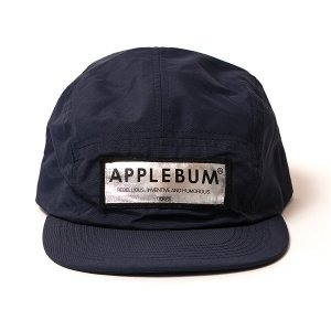 【APPLEBUM】BOXLOGO METALIC  CAMP CAP<img class='new_mark_img2' src='//img.shop-pro.jp/img/new/icons5.gif' style='border:none;display:inline;margin:0px;padding:0px;width:auto;' />