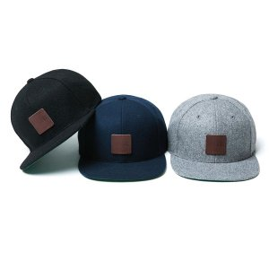【IRIE by irielife】LEATHER PATCH MELTON CAP<img class='new_mark_img2' src='//img.shop-pro.jp/img/new/icons5.gif' style='border:none;display:inline;margin:0px;padding:0px;width:auto;' />