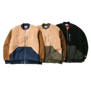 【IRIE by irielife】IRIE BOA FLEECE JACKET<img class='new_mark_img2' src='//img.shop-pro.jp/img/new/icons5.gif' style='border:none;display:inline;margin:0px;padding:0px;width:auto;' />