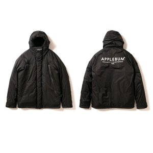 【APPLEBUM】LOGO HOODY JACKET<img class='new_mark_img2' src='//img.shop-pro.jp/img/new/icons5.gif' style='border:none;display:inline;margin:0px;padding:0px;width:auto;' />
