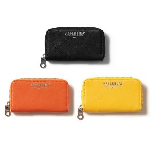 【APPLEBUM】LEATHER COIN CASE