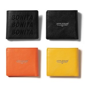 【APPLEBUM】BONITA LEATHER WALLET