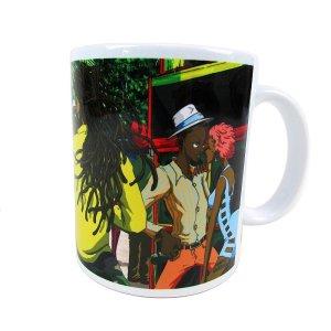"【studio murasaki】MUG CUP ""JAMAICA"""