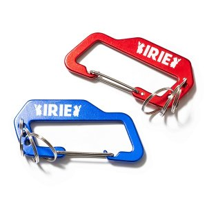 【IRIE by irielife】IRIE RING CARABINER<img class='new_mark_img2' src='//img.shop-pro.jp/img/new/icons5.gif' style='border:none;display:inline;margin:0px;padding:0px;width:auto;' />