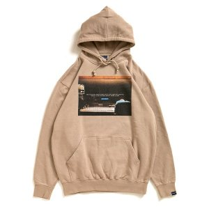 "【APPLEBUM】 ""PHILOSOPHY(STUDIO)"" SWEAT PARKA / LAST L"