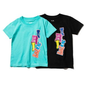 【IRIE by irielife】BLOCK LOGO KIDS TEE