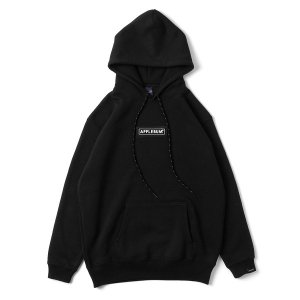 【APPLEBUM】WAPPEN LOGO SWEAT PARKA
